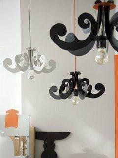 de tudo um pouco lustres fa a vc mesmo. Black Bedroom Furniture Sets. Home Design Ideas
