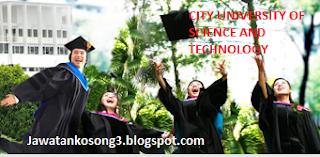 Kerja Kosong City University