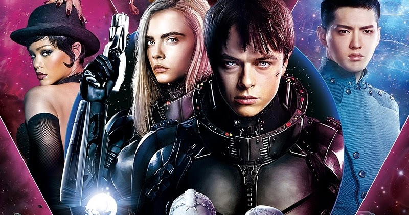 Valerian and the City of a Thousand Planets - FREE MOVIE SHOW