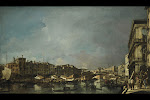 Sothebys Guardi Venetian View SOLD