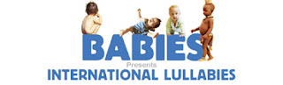 babies presents international lullabies-babies international orchestra