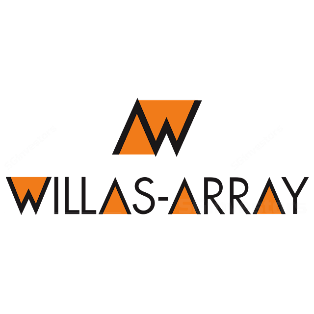 WILLAS-ARRAY ELEC (HLDGS) LTD (BDR.SI) @ SG investors.io