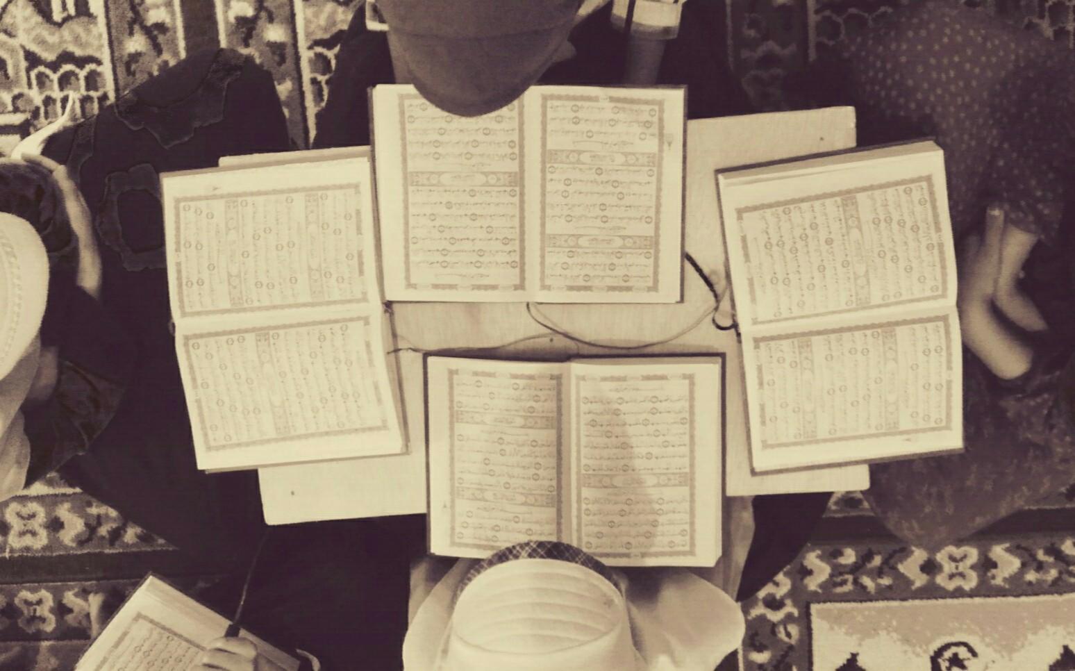 Kalian Harus Tahu Tahapan Mengaji Al-Quran