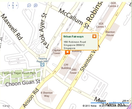 Singapore Urban Fairways Location Map,Location Map of Singapore Urban Fairways,Singapore Urban Fairways Accommodation Destinations Attractions Hotels Map