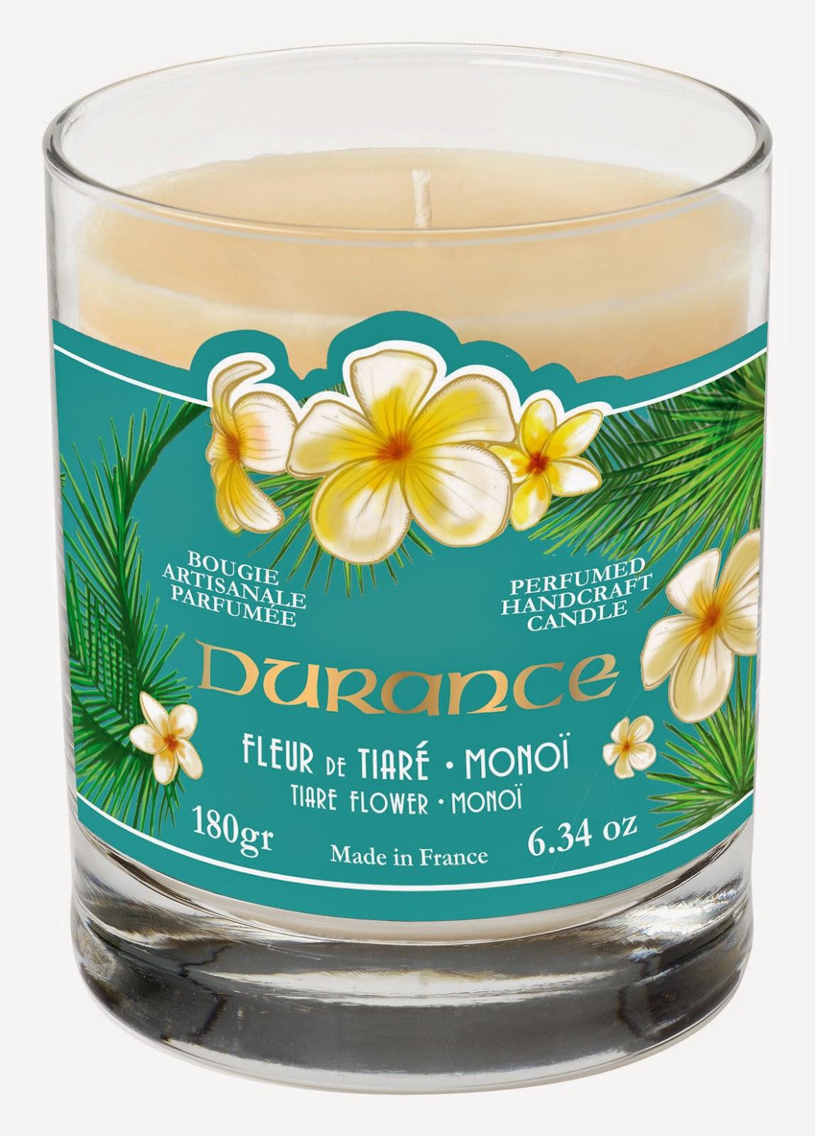 Fleur De Monoi De Durance Ambiance Et Fragrance Blog Beaute
