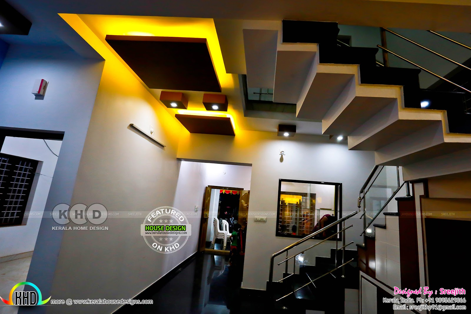 Work Finished Kerala Home Interior Design
