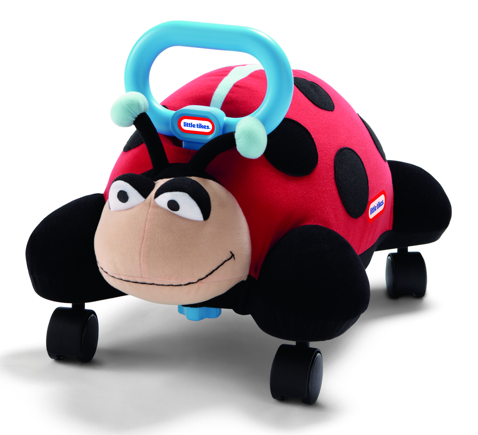 Emily S Latest Little Tikes Ladybug Pillow Racer Review