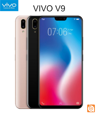 vivo v9, warna vivo v9, vivo