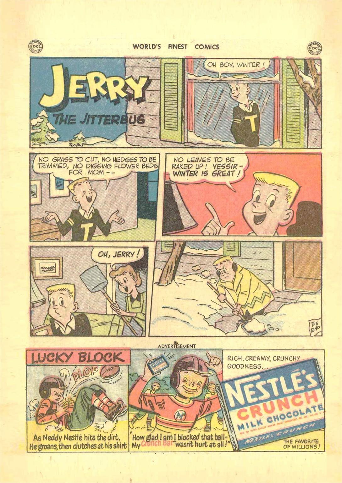 Read online World's Finest Comics comic -  Issue #50 - 28