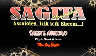 Lirik Lagu Taline Asmoro - Eny Sagita
