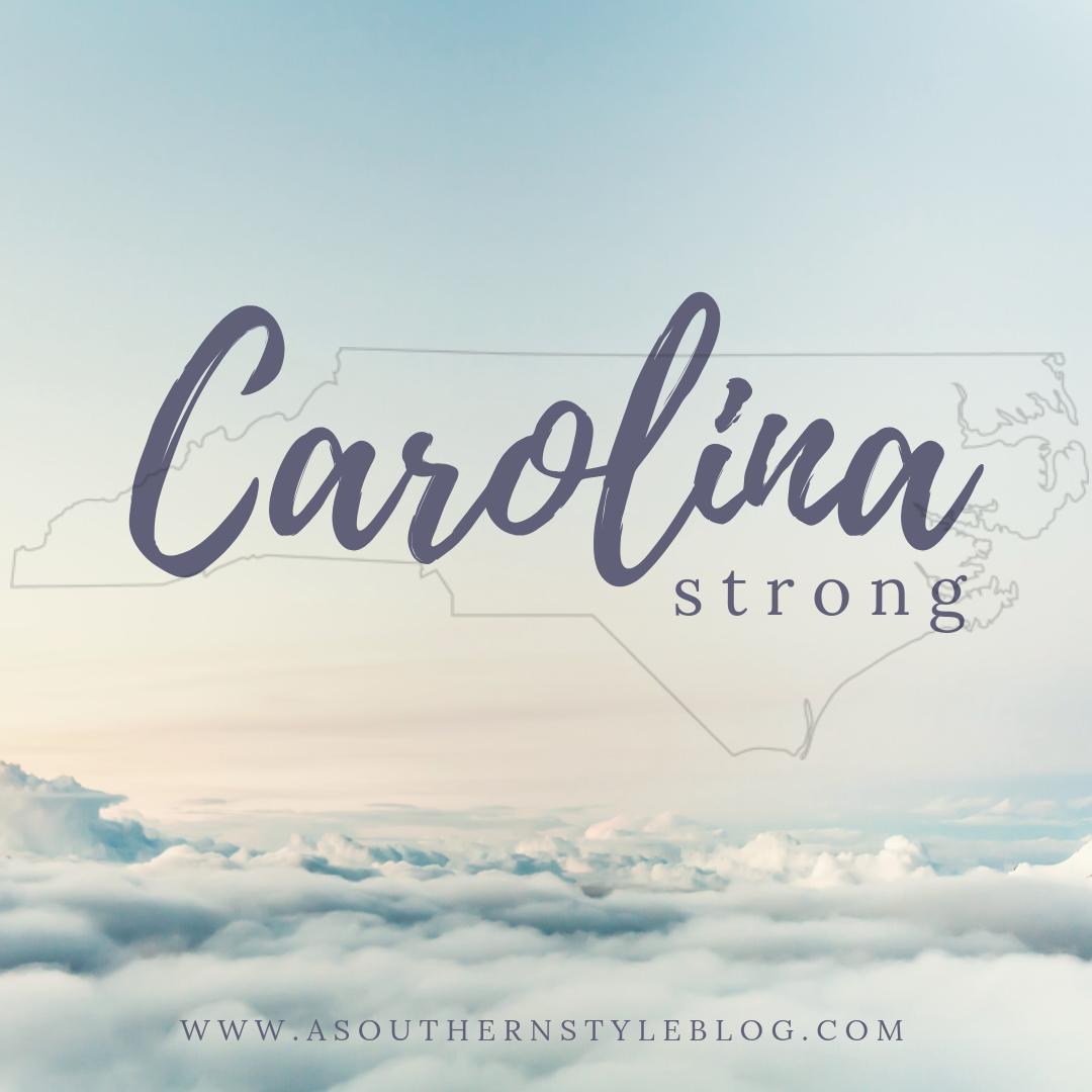 southernstylecarolinastrong