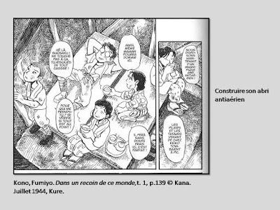 Kono, Fumiyo. Dans un recoin de ce monde, t.1, p.139 © Kana.