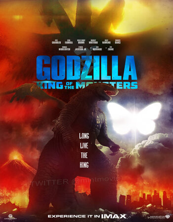 Godzilla King of the Monsters (2019) Dual Audio Hindi 480p HDCAM x264 400MB Movie Download