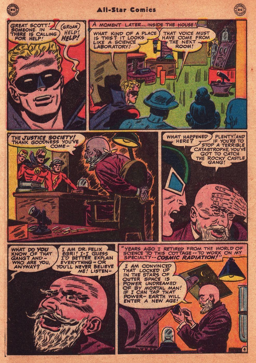 Read online All-Star Comics comic -  Issue #45 - 6