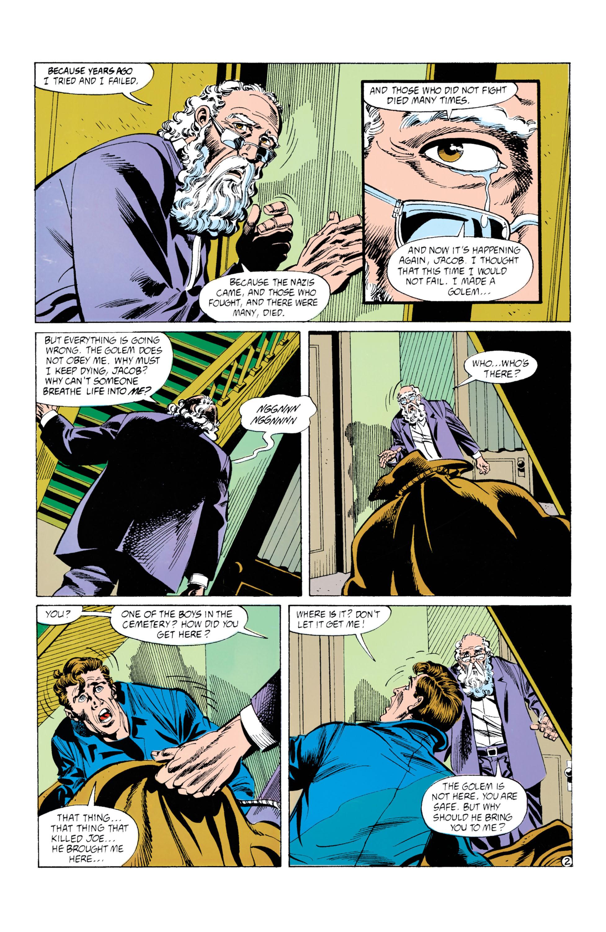 Detective Comics (1937) 632 Page 2