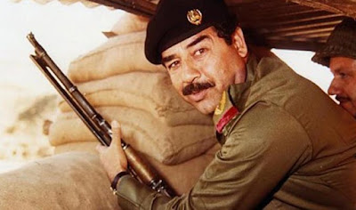 Saddam Hussein Dead Body Missing