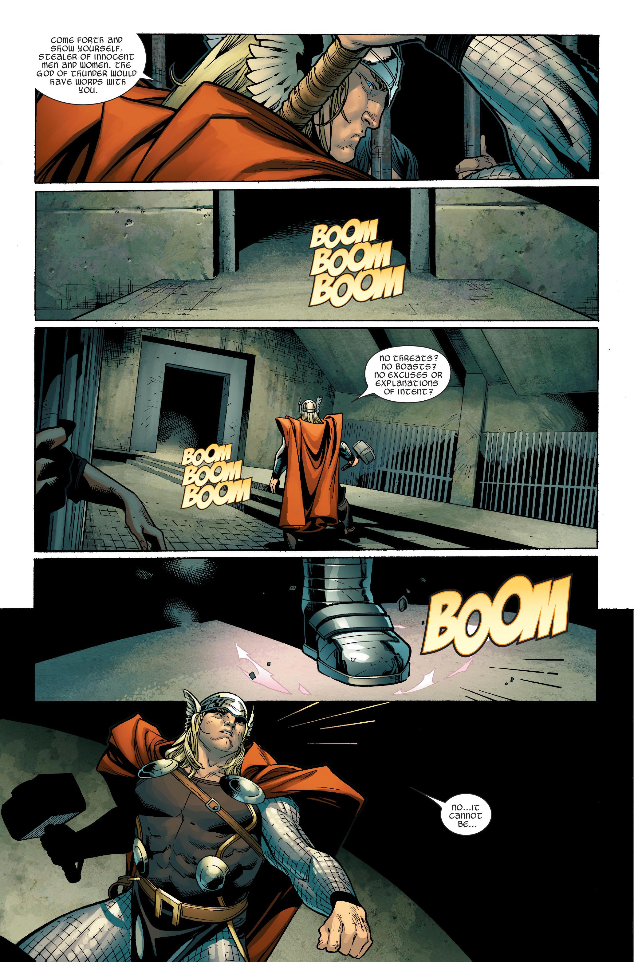 Thor (2007) Issue #5 #5 - English 10