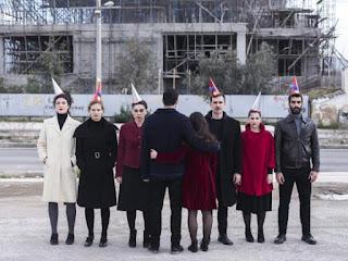 """""""Αγγέλα"""" του Γιώργου Σεβαστίκογλου, σε σκηνοθεσία Κώστα Παπακωνσταντίνου."""
