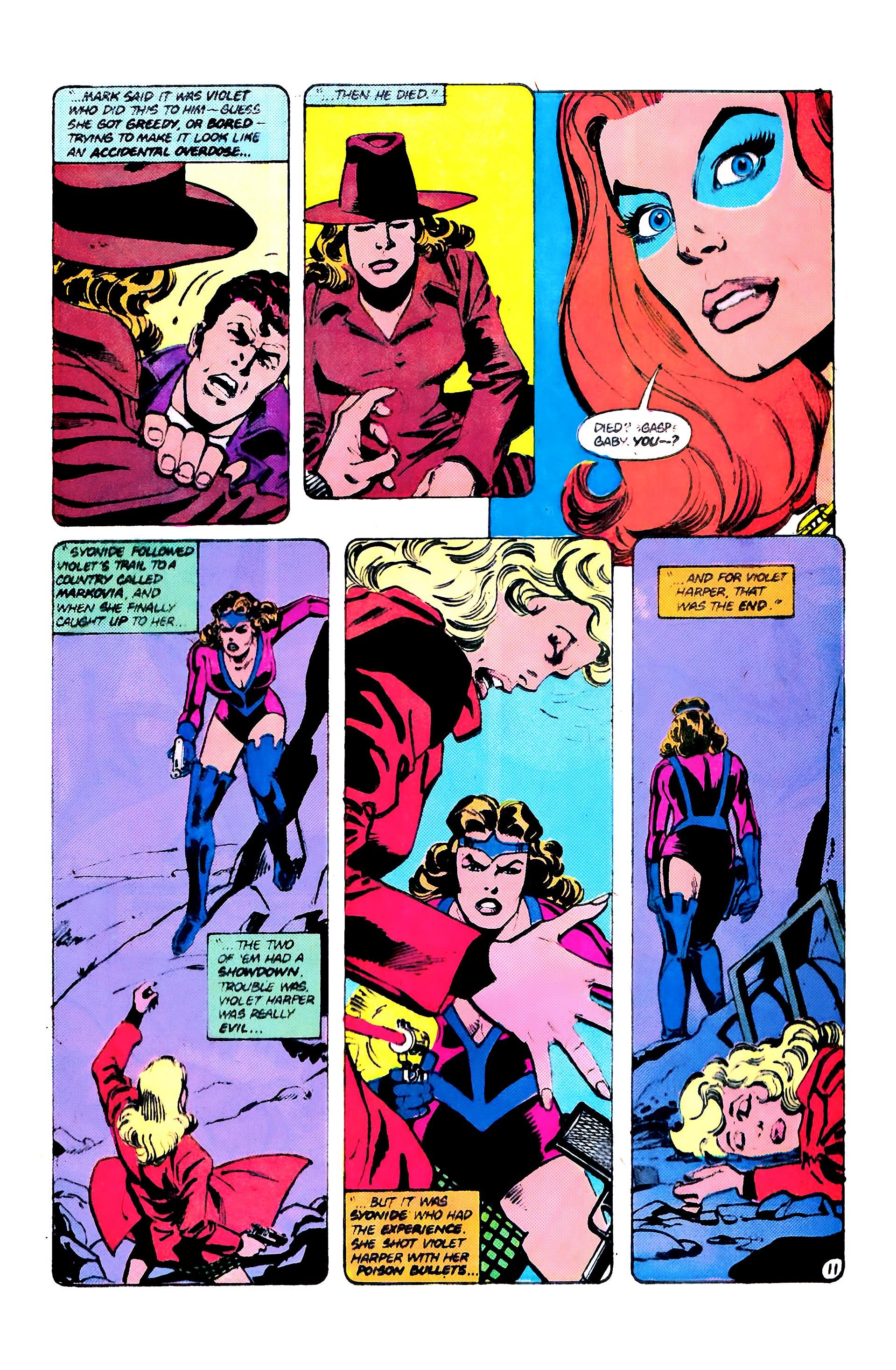 Read online Secret Origins (1986) comic -  Issue #6 - 37