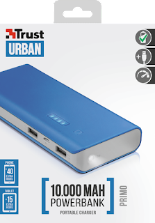 TRUST POWER BANK 10000MAH