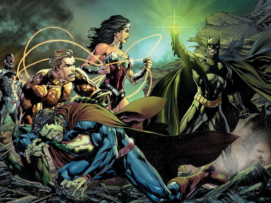 batman v superman dawn of justice dc comics new 52