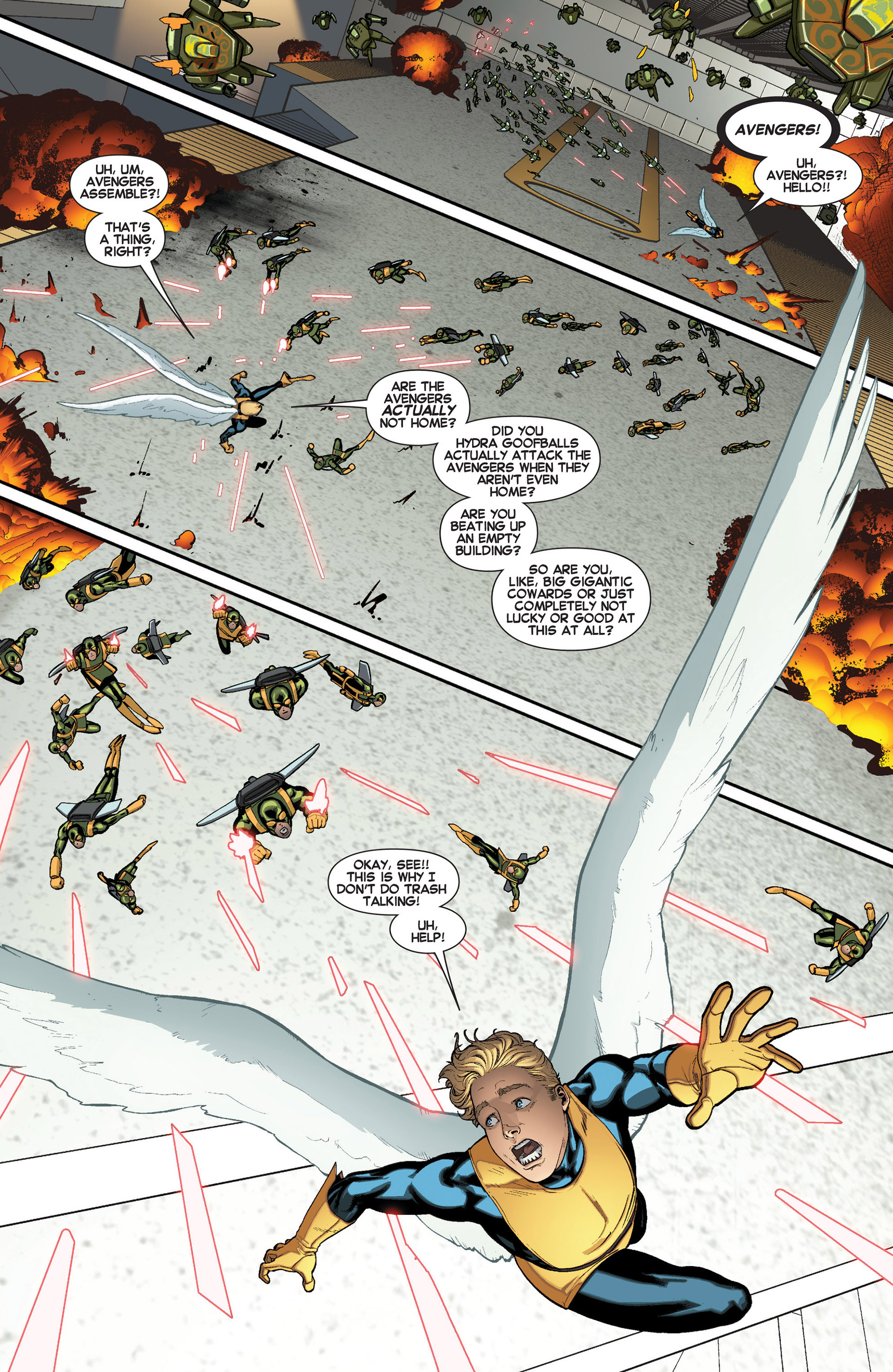 Read online All-New X-Men (2013) comic -  Issue #8 - 6