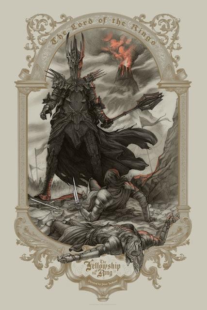 Jonathan Burton Lord Of The Rings