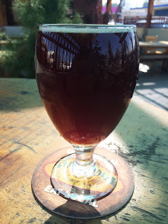 Sequoia Brewing Scotch Pine Wee Heavy Ale 1