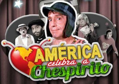 América Celebra a Chespirito – 2012