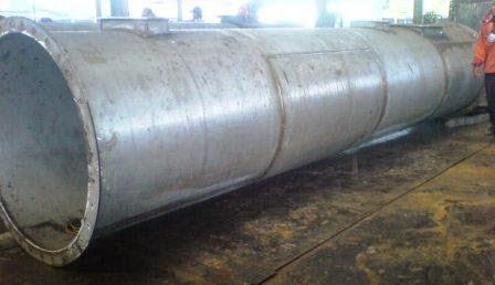 Fabrikasi ducting