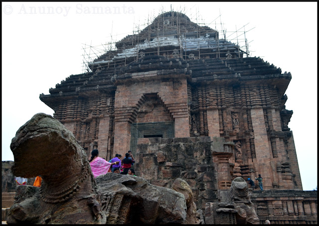 Konark Sun Temple - Exploring the ruins of a magnum opus of Kalinga Architecture
