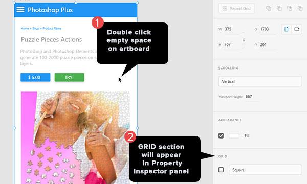 Layout Grid in Adobe Xd CC | DesignEasy
