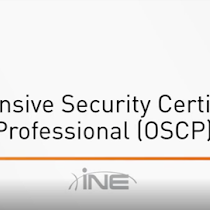 INE - OSCP SECURITY TECHNOLOGY PREP COURSE | Hacker Fans