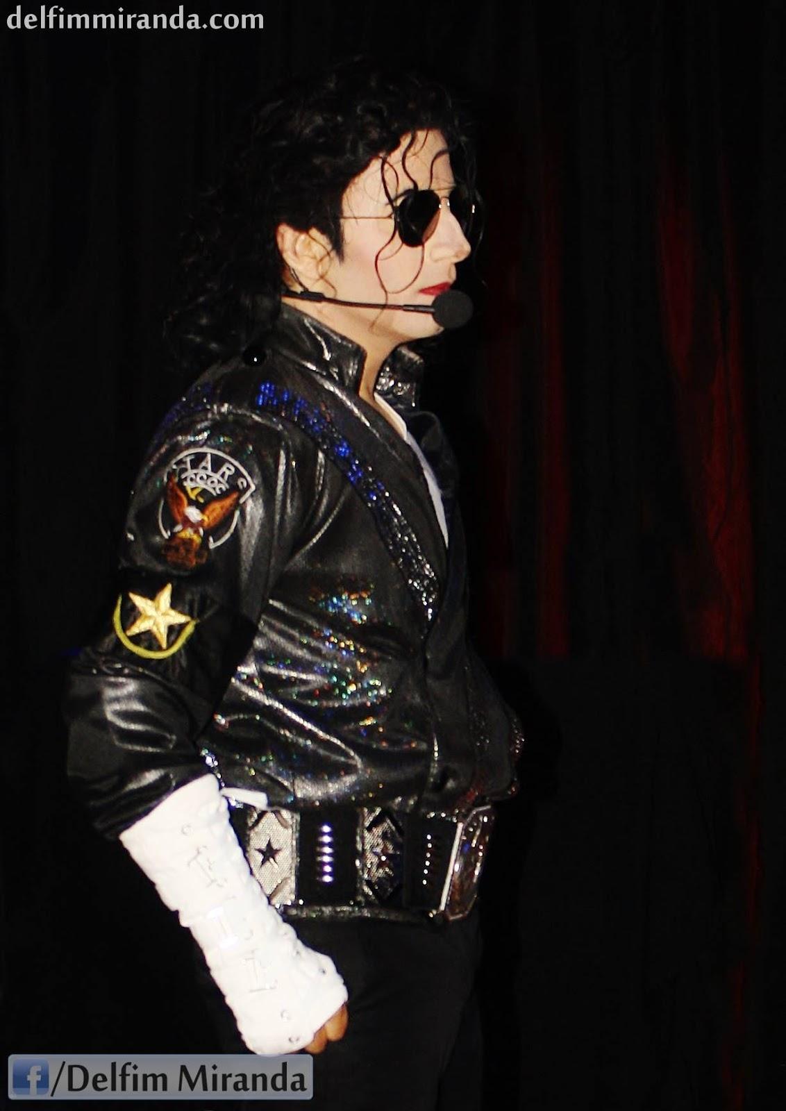Delfim Miranda - Michael Jackson Tribute - Jam - Military Jacket