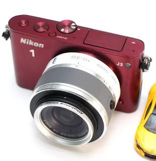 Jual Mirrorless Nikon 1 J3 Bekas