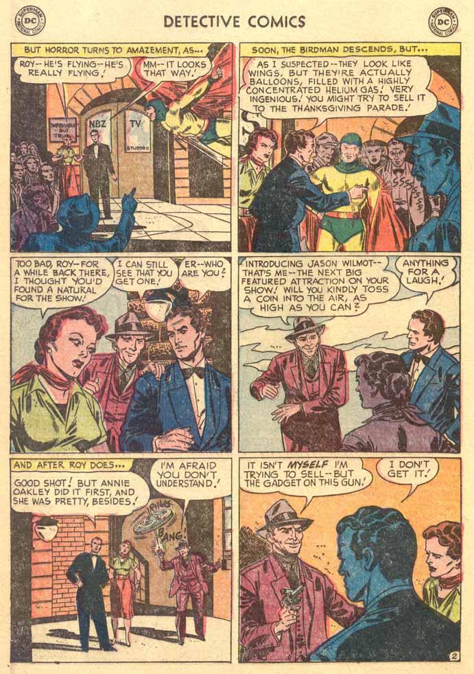 Read online Detective Comics (1937) comic -  Issue #191 - 18