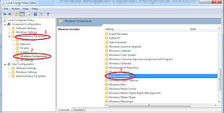 """Cara Mengatasi """"Windows Installer Service could not be Accessed"""" Dengan Mudah melalui gpedit"""