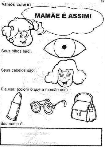 Sugestoes De Atividades Pedagogicas Dia Das Maes