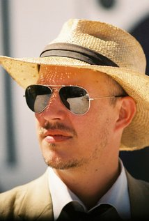 Tom Six. Director of The Human Centipede III