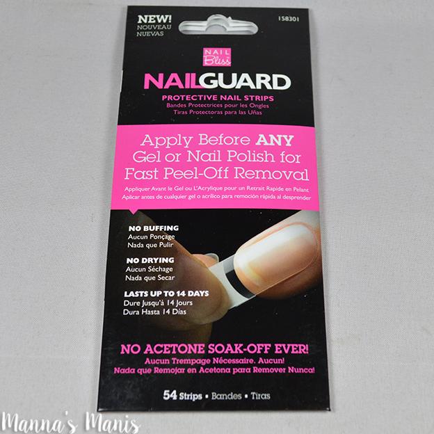 Nail Bliss Nail Guard Review - Manna\'s Manis