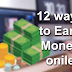 6+ Ways to Earn Online Money || How to Earn Online Money