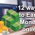 6+ Ways to Earn Online Money || How to Earn Online Money