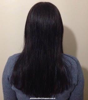 keratin saç bakımı