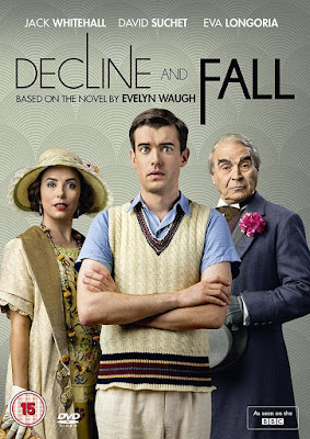 Decline and Fall Poster