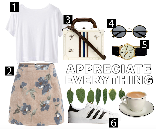 Close to Nature Outfit Inspiration