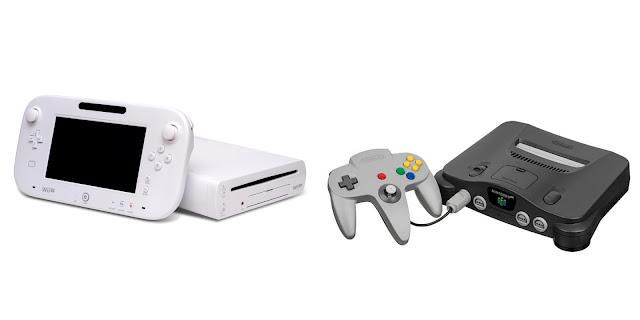 Nintendo 64 vs. Nintendo Wii U