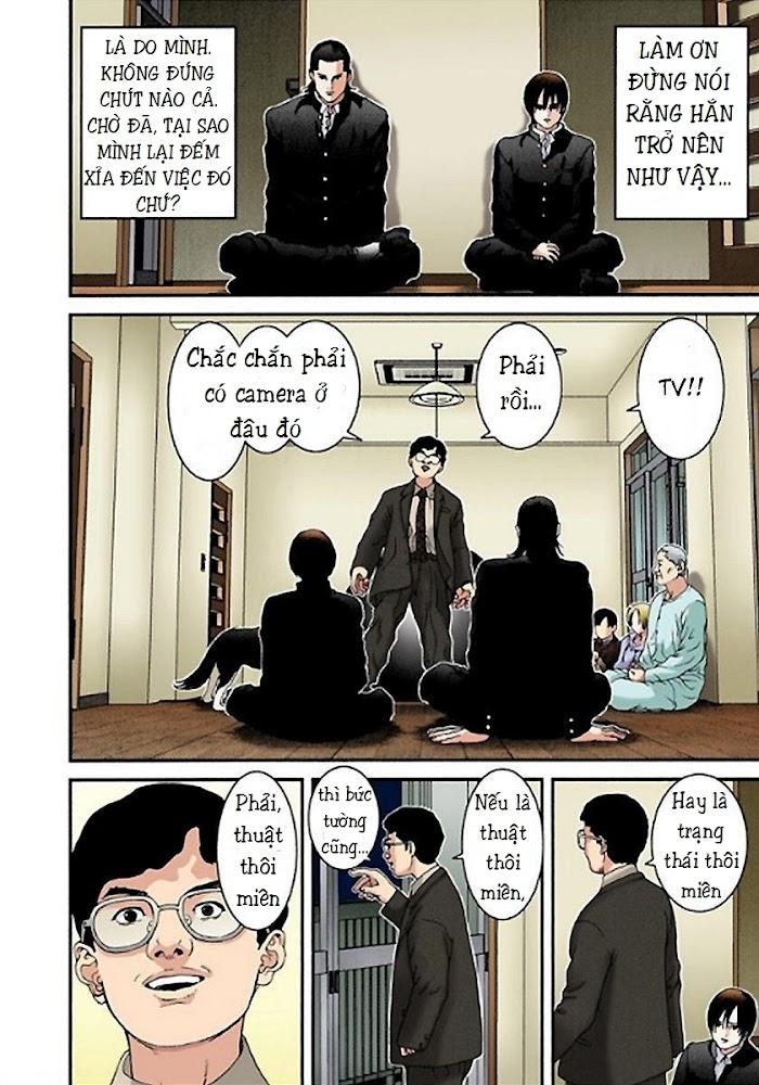 Gantz Chap 02: Căn phòng bí ẩn trang 25