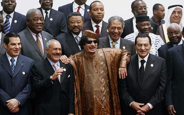 Moammar Gaddafi, Anak Miskin yang Menjadi Penguasa Libya