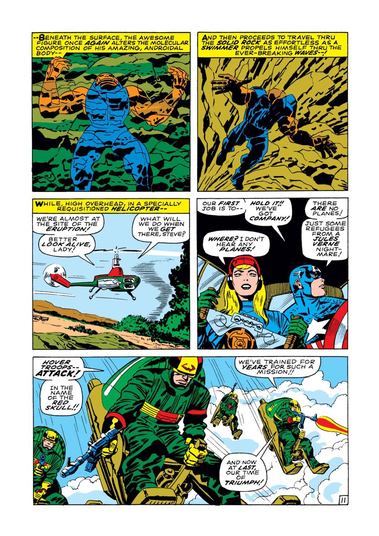 Read online Captain America (1968) comic -  Issue #102 - 12