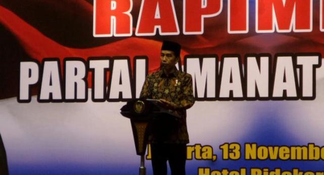 Jokowi: Saya Heran, Ini Urusan DKI Kok Digeser Ke Presiden